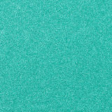 Turquoise Glitter Aqua Paper. A digitally created turquoise green glitter paper background texture stock images