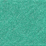 Turquoise Glitter Sparkle Paper. A digitally created aqua green sparkling glitter paper background texture stock photography