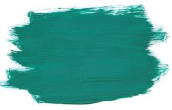 Turquoise green abstract aquarel watercolor. Background royalty free stock photos