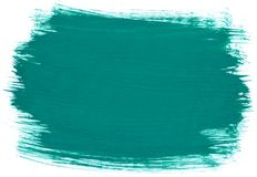 Turquoise green abstract aquarel watercolor. Background royalty free stock photography