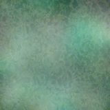 Turquoise and green waterleaf print on paper Royalty Free Stock Photo