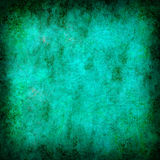 Turquoise grunge textured abstract background Royalty Free Stock Photos