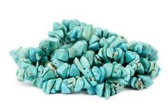 Turquoise Heap Stock Image