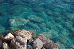 Turquoise heaven Stock Image