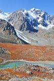 Turquoise Lake Royalty Free Stock Photos