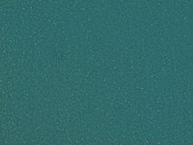 Turquoise leather texture background Stock Images