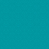 Turquoise Neutral Seamless Pattern for Modern Design in Flat Sty. Le. Tileable Geometric Vector Background Royalty Free Stock Photography