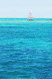 Turquoise ocean  Stock Image