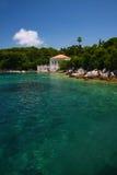 Turquoise paradise Stock Image