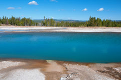 Turquoise Pool Stock Photography