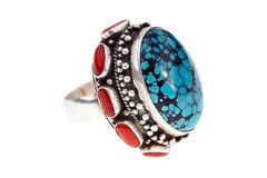 Turquoise Ring Royalty Free Stock Photos