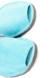 Turquoise Sandals Avarcas Royalty Free Stock Images
