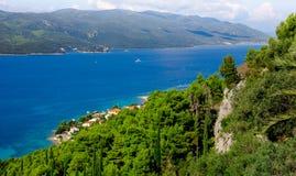 Dalmatia in Croatia Stock Image