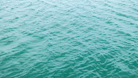 Turquoise sea water Stock Images