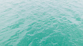 Turquoise sea water Royalty Free Stock Photos