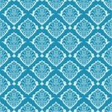 Turquoise Seamless Ornament Stock Photo