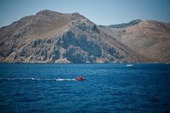 Turquoise seascape Royalty Free Stock Photos