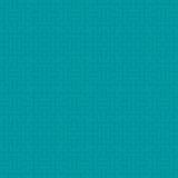 Turquoise Squares Modern Seamless Pattern. Stock Photos