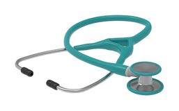 Stethoscope. Healthcare and medicine. Royalty Free Stock Image