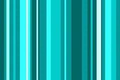 Turquoise stripes Royalty Free Stock Photos