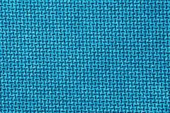 Turquoise textile texture Royalty Free Stock Photo