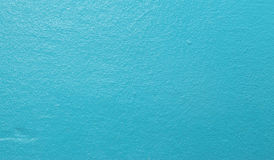 Turquoise wall Stock Photography