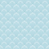 Turquoise wallpaper Royalty Free Stock Image