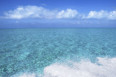 Turquoise Water Dream Stock Photos