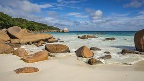 Paradise beach at anse lazio on the seychelles 26 Stock Image