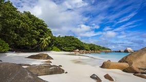 Paradise beach at anse lazio on the seychelles 48 Stock Photos