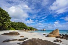 Paradise beach at anse lazio on the seychelles 51 Stock Photos