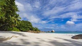 Paradise beach at anse lazio on the seychelles 72 Royalty Free Stock Photos
