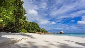 Paradise beach at anse lazio on the seychelles 79 Stock Image
