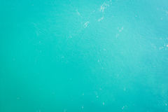 Turquoise water texture Royalty Free Stock Photography