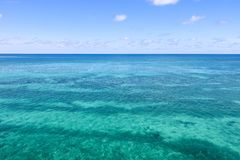 Turquoise waters Stock Photos