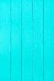 Turquoise Wood Plank Background Texture Stock Photo