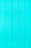 Turquoise Wood Plank Background Texture Stock Photo