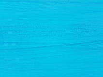Turquoise wooden texture Royalty Free Stock Photography