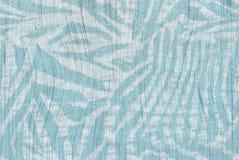 Turquoise Zebra Background Royalty Free Stock Photography