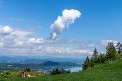 Turrach High, Carinthia, Austria Royalty Free Stock Photos