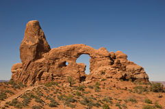Turret Arch Royalty Free Stock Photos