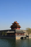 Turret Beijing Royalty Free Stock Image