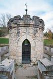 Turret in Bojnice, Slovakia Royalty Free Stock Photography
