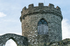 Turret of castles Royalty Free Stock Photo