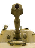 Turret closeup stock photo