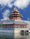 Turret,Forbidden city China Royalty Free Stock Photo