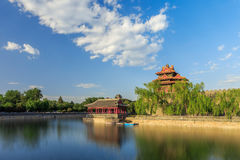 The Turret of the Forbidden City Stock Photos