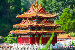 The Turret of Palace Museum Royalty Free Stock Photos