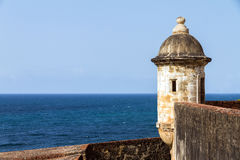Turret San Juan Stock Images