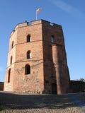 Turret In Vilnius Stock Image